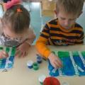 Мастер-класс по рисованию в нетрадиционной технике с использованием изоленты для детей старшего дошкольного возраста