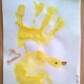 «Птичка-невеличка», «Жар-птица». Наше творчество в первой младшей группе «Одуванчик»
