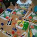 Открытый урок в детском саду по английскому языку «Овощи и фрукты»