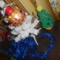 Мастер-класс «Новогодние игрушки из бросового материала»