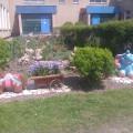 Мастер-класс для педагогов и родителей. Ландшафтные скульптуры «Игрушки» для детского сада
