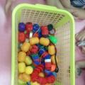 Консультация для воспитателей «Игры для развития мелкой моторики у детей раннего возраста»