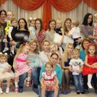 Фотоотчет «День матери для детей второй младшей группы»