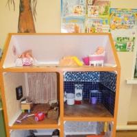 Мастер-класс по изготовлению пособия-макета «Дом для кукол»