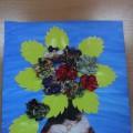 Мастер-класс «Ваза с цветами»