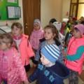 Фотоотчет экскурсии в музей Боевой Славы с детьми старшей группы