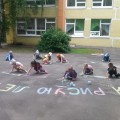 Досуг на улице «Я рисую лето»