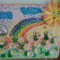 Мастер-класс по созданию плаката о защите природы: «Не рвите цветы, не рвите!»