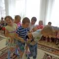 Спортивное развлечение по ПДД для детей старшей и подготовительной к школе групп