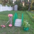 «Наш любимый участок»— летнее оформление детского сада