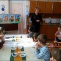 Конспект итогового занятия по ФЭМП в средней группе «День рождения медвежонка»