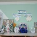 Фотоотчет о конкурсе-выставке поделок «Фабрика Дедушки Мороза»