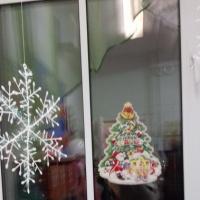 Фотоотчет об украшении группы «Волшебная Новогодняя сказка»
