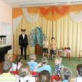 Конспект занятия по развитию речи (совместно с родителями) «Экскурсия по музею сказок»
