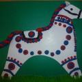 Мастер-класс по декоративной лепке из пластилина «Веселые лошадки»