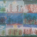 Конспект НОД по познавательному, речевому и художественно-эстетическому развитию «Лес»