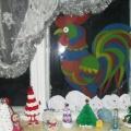 Новогоднее оформление групповой комнаты и раздевалки в ДОУ своими руками