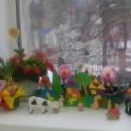 Огород на окне-фотоотчет