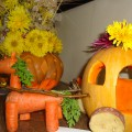 «Чтоб сильным и здоровым быть, надо овощи любить» (фотоотчет)