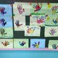 «Это сделал я, и мои друзья»! Фотоотчет о детских работах в январе.