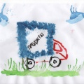 Педагогический проект по использованию нетрадиционных техник рисования «Мы рисуем Транспорт» (семейный)