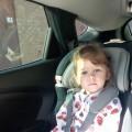 Творческая работа по правилам дорожного движения «Ребенок и автомобиль»