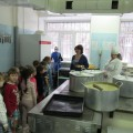 Экскурсия на пищеблок для детей старшего дошкольного возраста