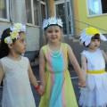 Сценарий летнего развлечения «Здравствуй, лето!»