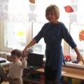 Осенний праздник для средней группы «В гостях у Зонтика и Сапожек»
