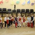 Сценарий новогоднего утренника для детей группы кратковременного пребывания «Игрушки в гостях у детей»