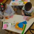 Конспект ООД в старшей группе по ручному труду «Цветок для мамы»