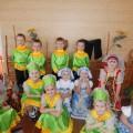 НОД в старшей группе «Мир русской избы»