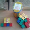 «Кубики для звукового анализа слова». Дидактическая игра для детей 5–7 лет
