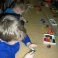 Фотоотчет «Занятия в центре детского творчества»