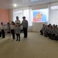 Фотоотчёт о развлечении, посвящённом празднованию 23 февраля «День защитника Отечества»