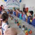Экспериментирование в детском саду. Рисование на воде. Техника эбру