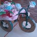Мастер-класс «Изготовления велосипеда из броссового материала»