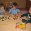 Фотоотчёт работы по познавательному развитию (ФЭМП)
