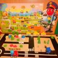Развитие познавательных способностей детей через развивающую среду в средней группе детского сада.