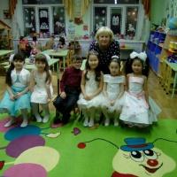 Фотоотчет о конкурсе чтецов «Зимушка-зима!» в детском саду