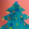 Мастер-класс по изготовлению новогодней открытки «Елочка-красавица»