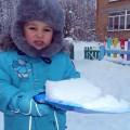 Проект по опытно–экспериментальной деятельности с детьми 2–3 лет «Зимушка-зима-прекрасная пора!»