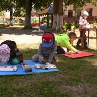 Организация занятий по изодеятельности с детьми старшего дошкольного возраста в форме пленэра