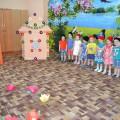 Конспект НОД по познавательно-речевому развитию детей раннего возраста на музыкальных занятиях «В гостях у Мухи»