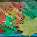 Мастер-класс «Осенняя открытка» ко Дню Учителя