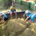 Песочные фантазии (фотоотчёт)