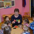 Дидактическая игра «Собери машину» для детей раннего возраста