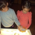 Мастер-класс по рисованию песком «Нетрадиционное рисование»
