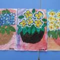 Конспект интегрированного занятия по художественно-эстетическому развитию в подготовительной группе «Фиалки для феи цветов».