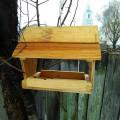 «Волшебный уголок для птиц» (фотоотчет)